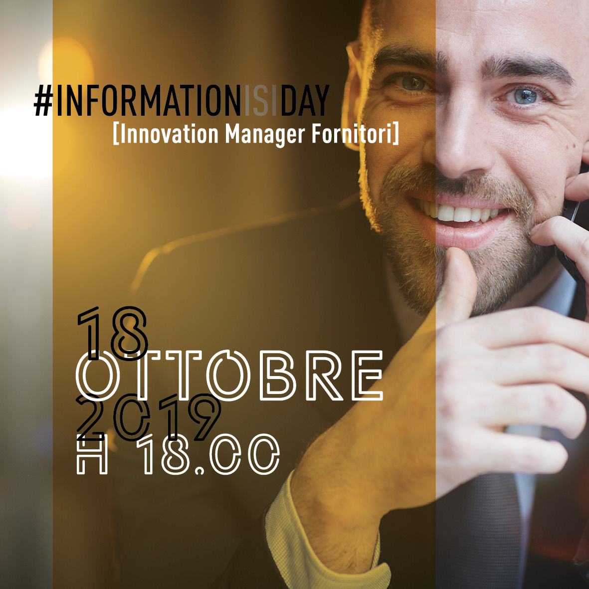 Incontro GRATUITO Innovation Manager - ISIday