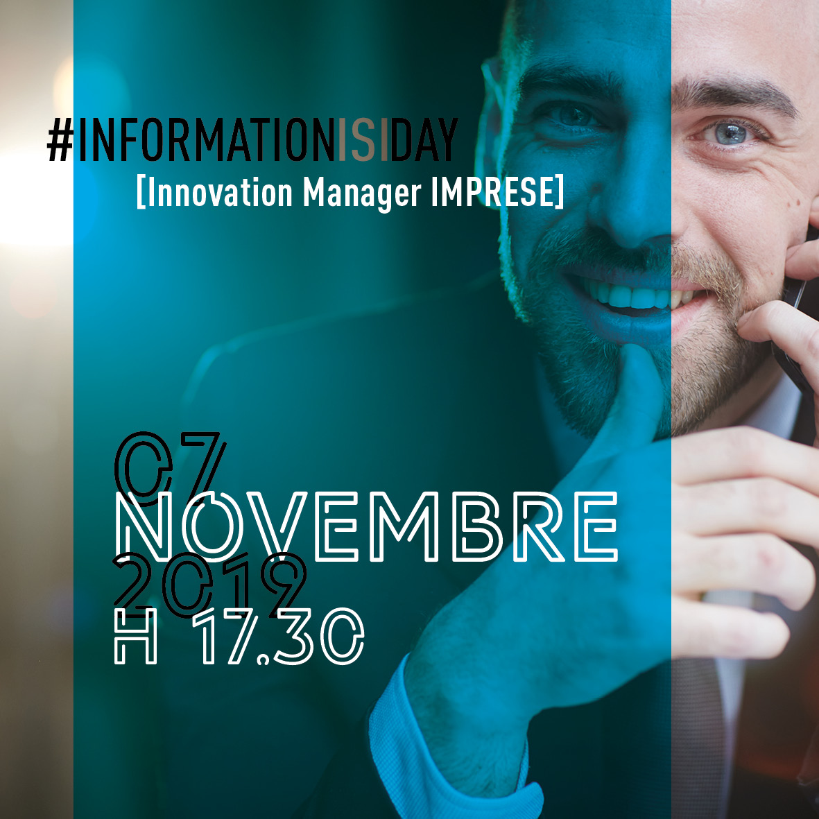 Incontro GRATUITO_Imprese: Innovation Manager - ISIday